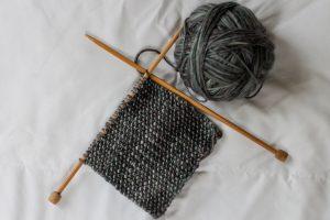Work In Progress Knit